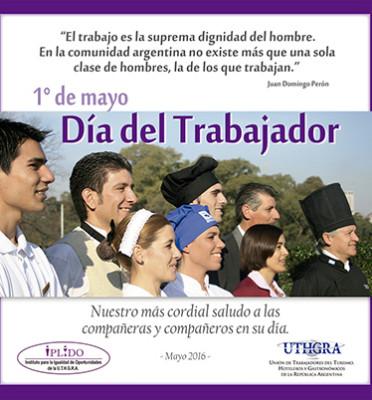 1ro. De Mayo – Día Del Trabajador