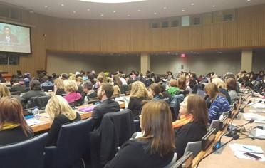 CSW61 – Empoderamiento Económico De La Mujer En El Cambiante Mundo Del Trabajo