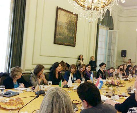 El IPLIDO Participó En La IX Reunión De Ministras Y Altas Autoridades De La Mujer Del MERCOSUR (RMAAM)
