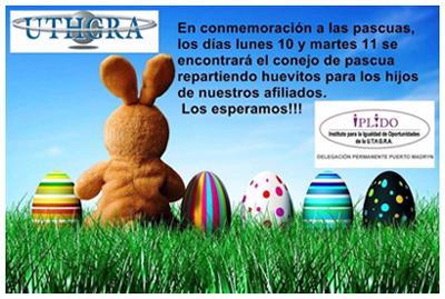 """La Delegación Permanente De La Seccional Puerto Madryn Celebró Las """"Pascuas"""""""