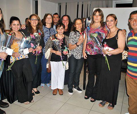 La Delegación Permanente Mar Del Plata Festejo Día De La Mujer Trabajadora
