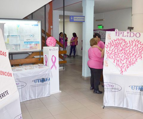 """Concientización En El """"Día Mundial De La Prevención Del Cáncer De Mama"""""""