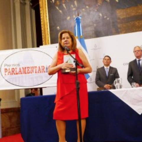 Entrega De Premios Parlamentario 2016