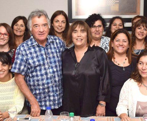IPLIDO Central Recibió La Visita De Fabiana Tuñez