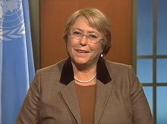 Mensaje de la Directora Ejecutiva de ONU Mujeres, Michelle Bachelet con motivo del Día Internacional de la Mujer