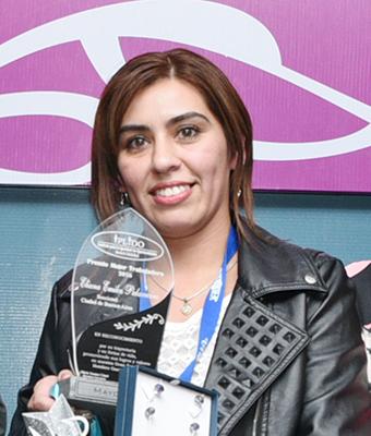 Premio Mujer Trabajadora Edición 2016 Para Eliana Emilce Palavecino – C.A.B.A.