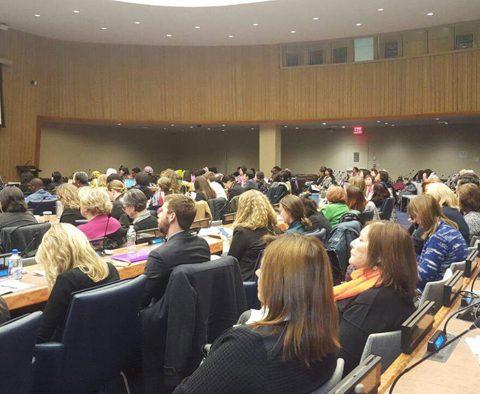61º Comisión De La Condición Jurídica Y Social De La Mujer (CSW61)