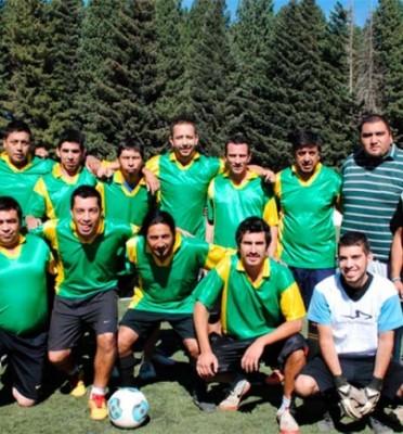 Fechas Decisivas En El Campeonato Interhoteles De La UTHGRA