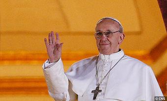 Francisco, nuestro Papa