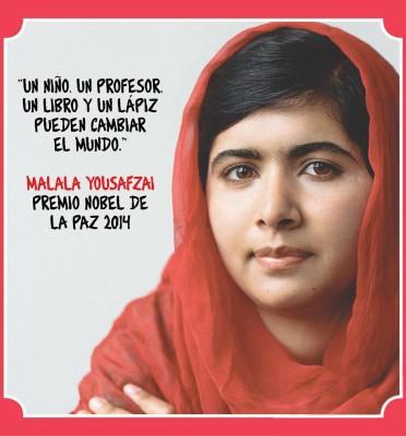 Premio Nobel de la Paz 2014