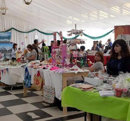 USHUAIA – Desarrollo Social Llevó A Cabo La última Expo-Encuentro De La Economía Popular Del Año