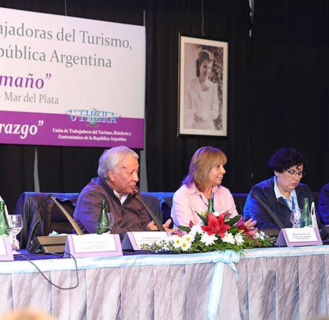 """X Encuentro Nacional De Mujeres Del Turismo, Hoteleras Y Gastronómicas De La República Argentina """"Ministro Graciela Camaño"""""""