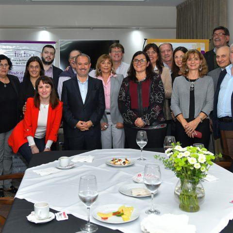 Se Firmó El Convenio Marco De Cooperación Entre La UTHGRA-IPLIDO Y La SEDRONAR