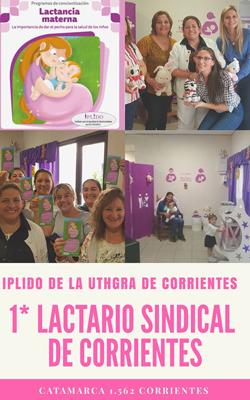Inauguración 1er. Lactario Sindical