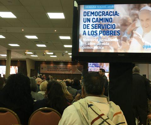 El IPLIDO De La UTHGRA Presente En La Pastoral Social 2018