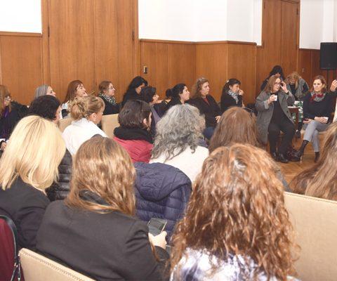 Reunión De Trabajo De La Mesa Sindicatos Y Género
