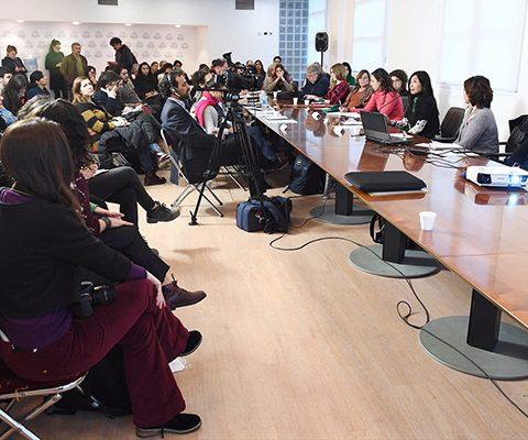 El IPLIDO Estuvo Presente En El Plenario Mensual De Habitar Argentina