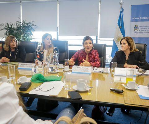 Reunión De La Mesa Plenaria De La CTIO- Género