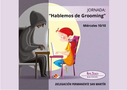 "Jornada: ""Hablemos De Grooming"""