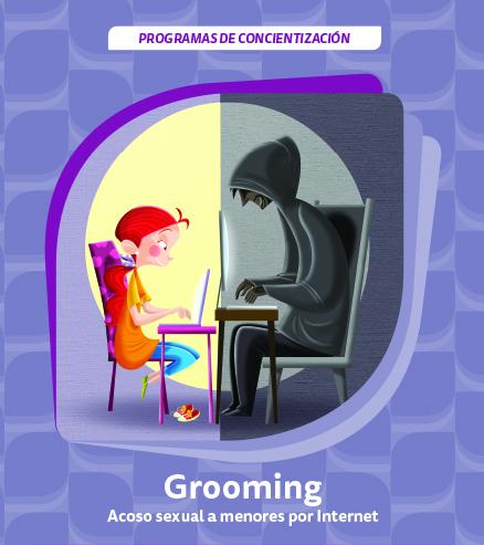 13 De Noviembre. Día Nacional De La Lucha Contra El Grooming