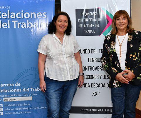 Ponencia En El IV Congreso Internacional De Relaciones Del Trabajo