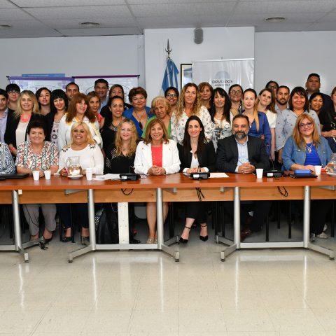 Presentación Del Programa De Grooming En La Cámara De Diputados De La Nación