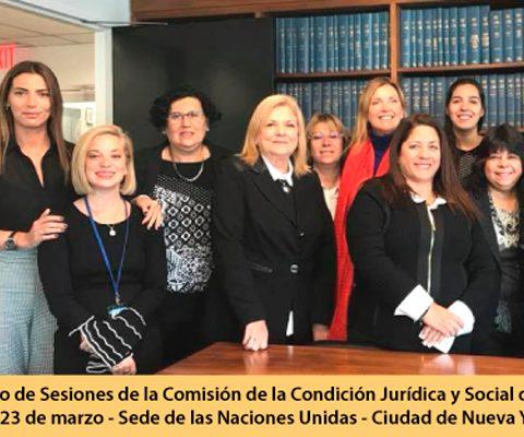 Conclusiones 62º Período De Sesiones De La Comisión De La Condición Jurídica Y Social De La Mujer De Naciones Unidas