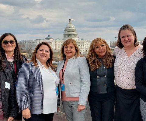 Reuniones De Trabajo En Washington
