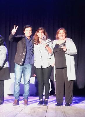 ¡Felicitaciones María Eugenia Rastelli Y Rosita Machain!