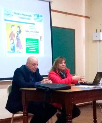 El Iplido De La Uthgra Expuso En El Encuentro Nacional De Pastoral De Migrantes E Intinerantes