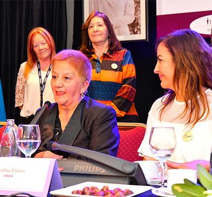 Premio Mujer Trabajadora Edición 2018 Para María Aurora Cerda – Seccional Mendoza