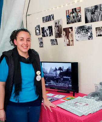 Muestra Fotográfica Homenaje Evita