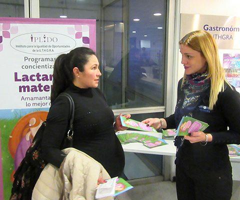 La Delegación Caba Desarrolla El Programa De Lactancia Materna