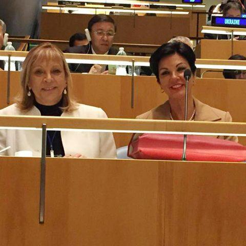 60° Comisión De La Condición Jurídica Y Social De La Mujer En La Sede De Las Naciones Unidas En Nueva York