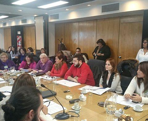 Plenario De La Comisión Para El Trabajo Con Igualdad De Oportunidades CTIO