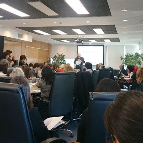 Nuestro IPLIDO De La UTHGRA Participó Del Plenario De La Comisión Para El Trabajo Con Igualdad De Oportunidades En El Ministerio De Trabajo