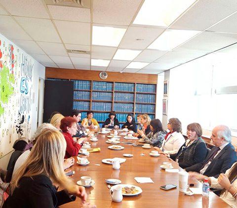 INFORME FINAL: Nuestra Organización Sindical, A Través Del IPLIDO De La UTHGRA, En La 60° Comisión De La Condición Jurídica Y Social De La Mujer En La Sede De Las Naciones Unidas En Nueva York