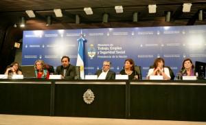 IPLIDO De La UTHGRA Estuvo Presente Y Participó De La Jornada De Intercambio Bilateral Entre Argentina Y Uruguay Organizada Por CTIO-Género Del Ministerio De Trabajo, Empleo Y Seguridad Social
