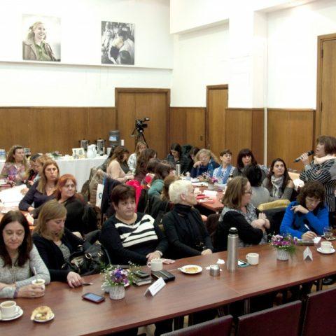 Participamos Del Cuarto Encuentro De La Mesa De Trabajo Permanente Del Consejo Nacional De Las Mujeres