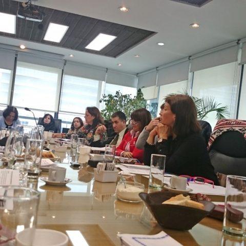 Plenario De La Comisión Para El Trabajo Con Igualdad Oportunidades CTIO
