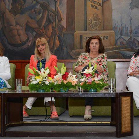 """Nuestro IPLIDO De La UTHGRA Participó Del Encuentro """"Derechos Vs. Violencia"""" Organizado Por La CGT"""