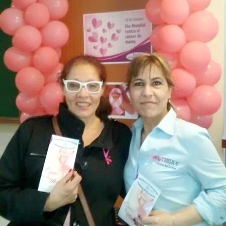 Campaña Mundial Contra El Cáncer De Mama.