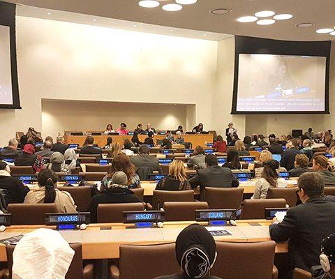 El IPLIDO De La UTHGRA Participa De La CSW 2018 Que Se Realiza En La Sede De La ONU En Nueva York