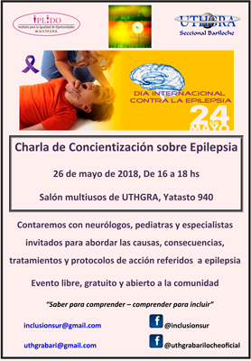 Taller De Prevención De La Epilepsia