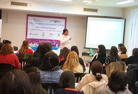Jornadas De Violencia De Género – Herramientas Institucionales.