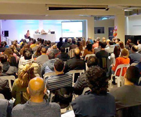 Jornada 'El Futuro Del Trabajo Frente A Las Transformaciones Tecnológicas'.