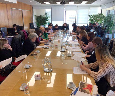 Jornada De Capacitación En El Ministerio De Trabajo, Empleo Y Seguridad Social