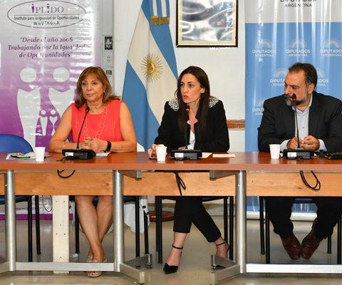 Participación En La Presentación Del Programa De Concientización Y Sensibilización De Grooming En La Cámara De Diputados De La Nación