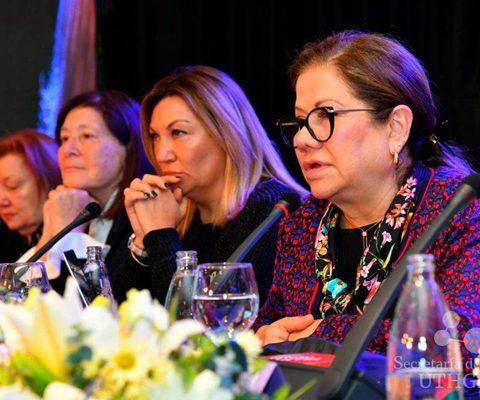 XII Encuentro Nacional De Mujeres Del IPLIDO De La UTHGRA
