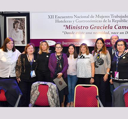 """Documento Final Del XII Encuentro Nacional De Mujeres Trabajadoras Del Turismo, Hoteleras Y Gastronómicas De La República Argentina """"Ministro Graciela Camaño"""""""